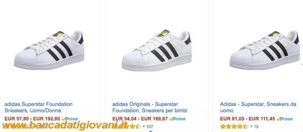 Superstar Dorate Originali