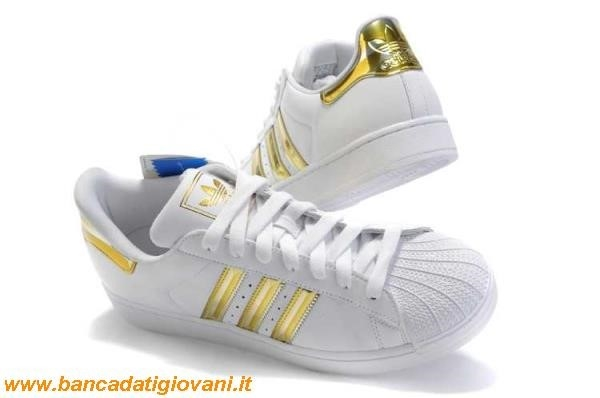 Superstar White Gold