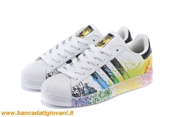 Superstar Adidas Colorate Prezzo
