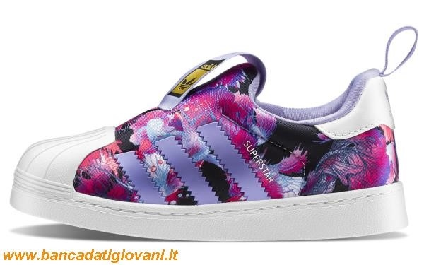 Adidas Superstar Nere Brillantini