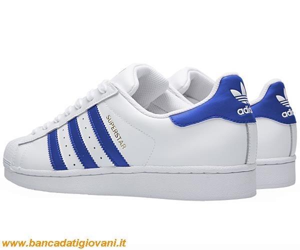 lowest price 953bd b61c3 Adidas Superstar Uomo Blu